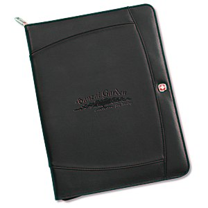 Wenger Zippered Padfolio Main Image