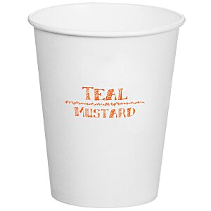 Compostable Solid Cup - 12 oz. Main Image