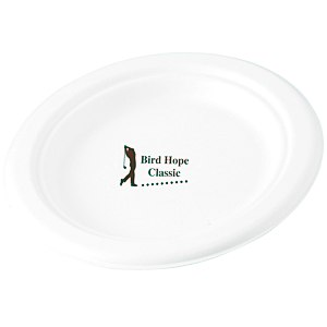 "Compostable Paper Plate - 7"" Main Image"