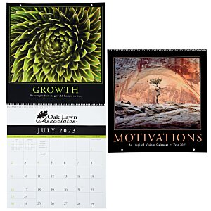 Motivations Appointment Calendar Main Image
