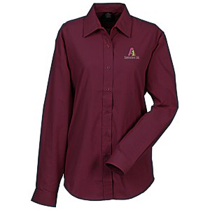 Broadcloth Value Shirt - Ladies' - 24 hr Main Image