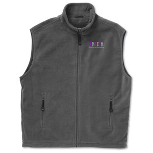 North End Interactive Fleece Vest - Men's Main Image