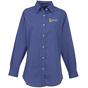 Ultra Club Wrinkle Free End-on-End Shirt - Ladies'