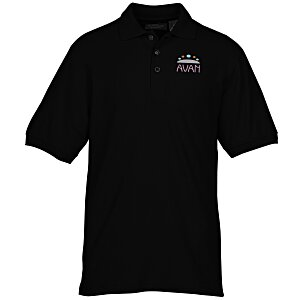 Whisper Pique 60/40 Blend Polo - Men's Main Image