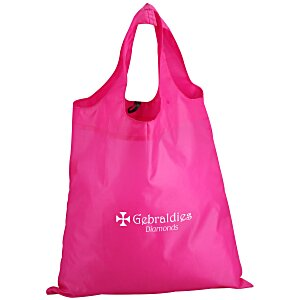 Spring Sling Folding Tote with Pouch Main Image