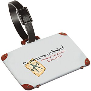 Suitcase Luggage Tag Main Image