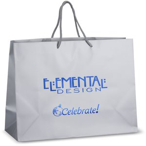 "Holiday Matte Eurotote - 12"" x 16"" - Celebrate Main Image"