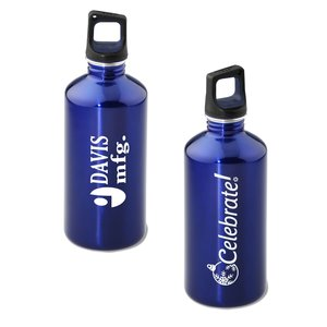 h2go Stainless Bottle - 20 oz. - Celebrate - Color Main Image