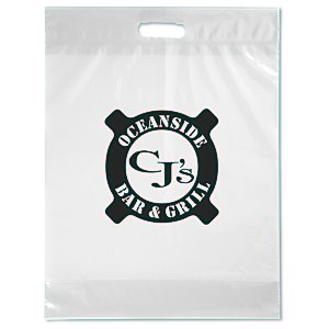 "Grab Bag - 12"" x 9"" - Translucent Main Image"