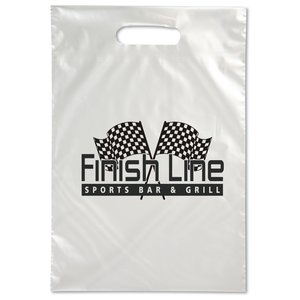 "Take Home Bag - 13"" x 9"" - Pearlescent Main Image"