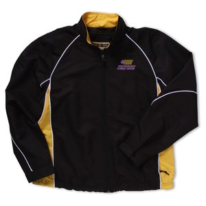 North End Woven Athletic Jacket - Ladies' Main Image