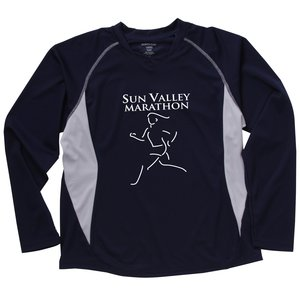 North End Athletic LS Sport Tee - Ladies' - Screen Main Image