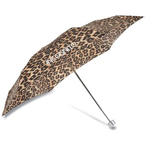 totes jingle 'brella - Leopard - Closeout Main Image