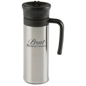 Lazzaro Convertible Vacuum Mug - 16 oz. Main Image