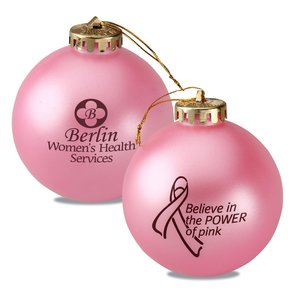 Breast Cancer Awareness Ornament - Power Main Image