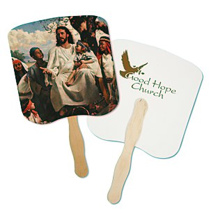 Hand Fan - Spiritual - Children Main Image