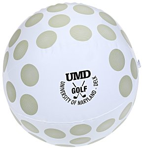 Sport Beach Ball - Golf Ball Main Image