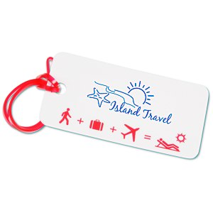 Destination Luggage Tag - Beach Main Image