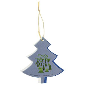 Seeded Paper Ornament - Tree Main Image