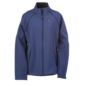 North End Lightweight Soft Shell Jacket - Ladies' Main Image