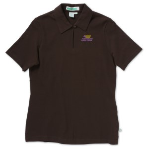 Extreme Organic Cotton Pique Polo - Ladies' Main Image