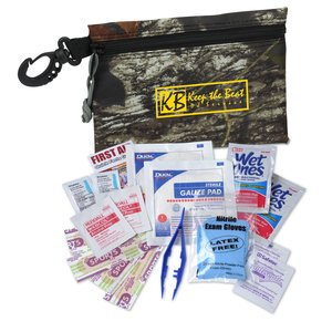 Mossy Oak First Aid Kit