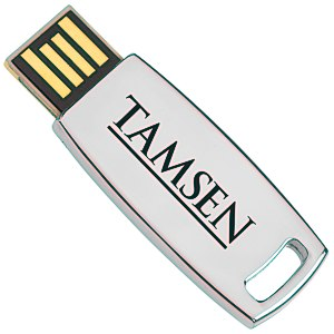 Trim Executive Micro USB Drive - 4GB Main Image