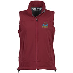 Zeal Soft Shell Vest - Ladies'