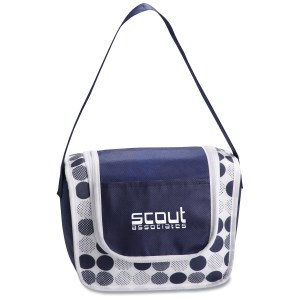 Printed Poly Pro Lunch Box - Dots Main Image