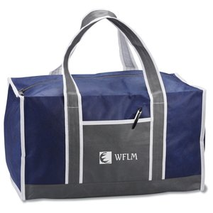 Square Duffel Bag Main Image