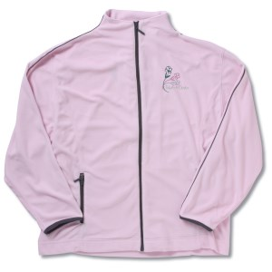 Freestyle Microfleece Jacket w/Piping - Ladies' Main Image