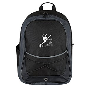 Tri-Tone Sport Backpack - Screen Main Image