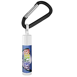 Lip Balm with Carabiner - Golf Club Main Image