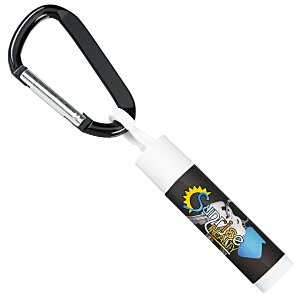 Lip Balm with Carabiner - House Keys Main Image