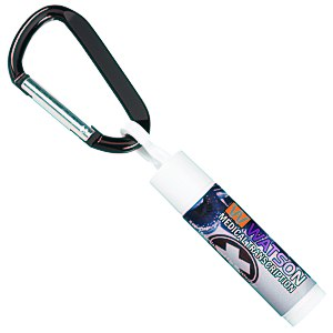 Value Lip Balm with Carabiner - Medical Cross Main Image