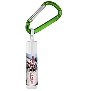 Lip Balm with Carabiner - Medical Stethoscope Main Image