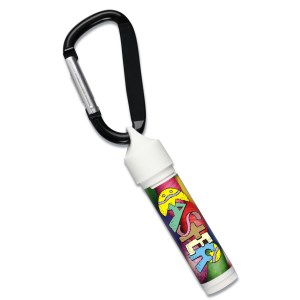 Holiday Value Lip Balm w/Carabiner - Eggs Main Image