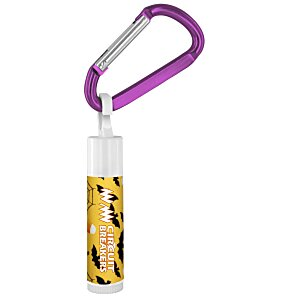 Holiday Value Lip Balm with Carabiner - Bats & Candy Corn Main Image