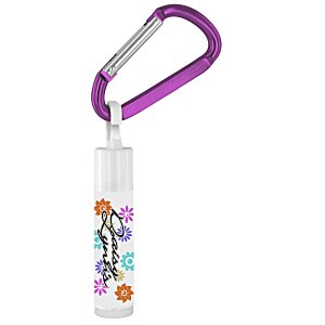 Value Lip Balm with Carabiner Main Image