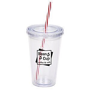 Spirit Tumbler - 16 oz. - Holiday Main Image