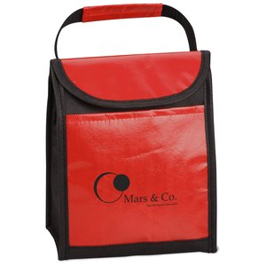 Laminated Non Woven Lunch Bag Main Image