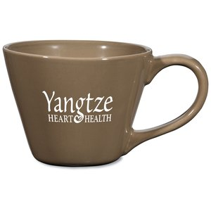 Earth Tone Ceramic Mug - 15 oz. Main Image