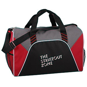 Color Panel Sport Duffel - Screen
