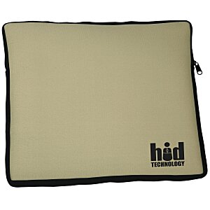 "Contrast Laptop Sleeve - 12-7/16"" x 14-5/8"""