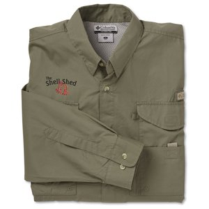 Columbia Bonehead Long Sleeve Shirt Main Image