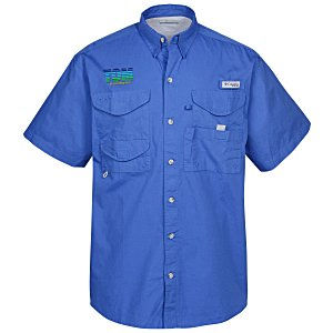 Columbia Bonehead Short Sleeve Shirt Main Image