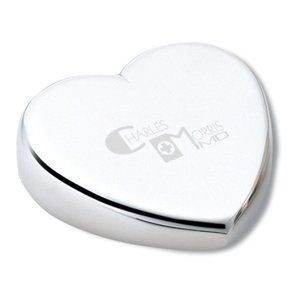 Heavy-Hearted Paperweight Main Image