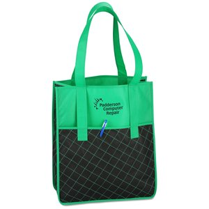 Quilted Shopper Tote