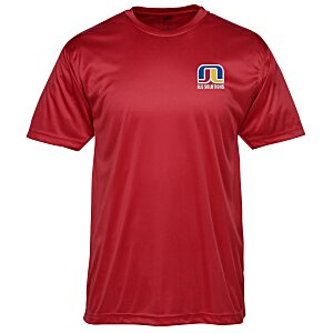 Cool-N-Dry Sport Performance Interlock Tee - Embroidered Main Image