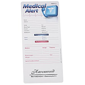 Emergency Guide - Medical Alert - 24 hr Main Image